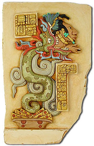 Kukulkan para los mayas yukatekos, Tepew Q'ukumatz para los maya k'iche'