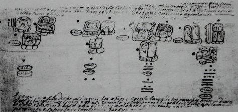 manuscrito canek